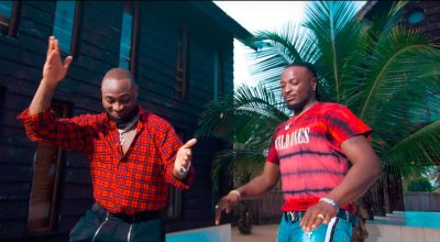 "Davido and Peruzzi pair up for new romantic single, ""Twisted"" - The Native"