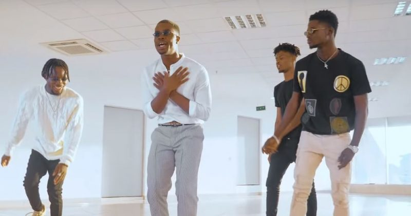 Kuami Eugene, Darkovibes and Kwesi Arthur make DJ Breezy's Back 2 Sender