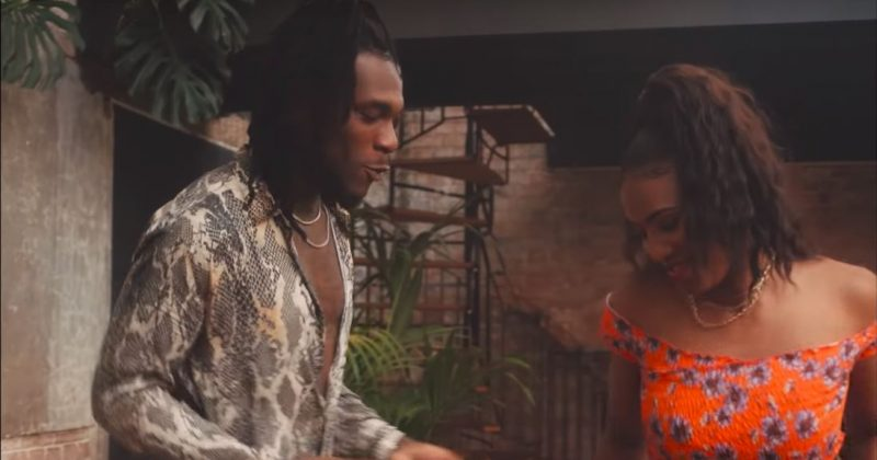 "Burna Boy shows a seldom seen romantic side for his new music video, ""On The Low"" - The Native"
