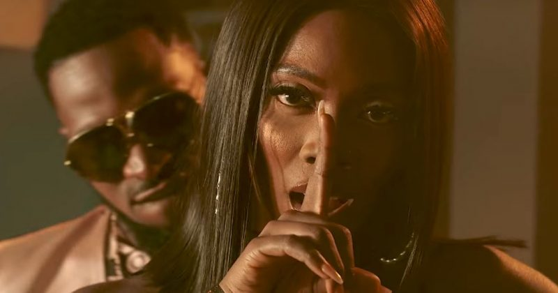 "Watch D'banj and Tiwa Savage make a stunning pair on ""Shake It"" - The Native"