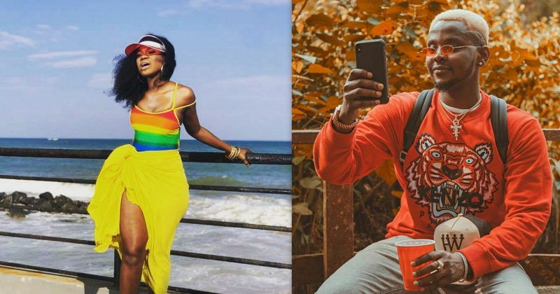 Becca and Kizz Daniel Gina is a romantic Afropop duet - The Native
