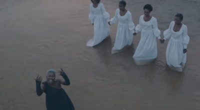 """See the music video for Temmi Ovwasa's convention challenging single, """"Holy Water"""" - The Native"""
