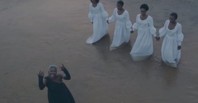 "See the music video for Temmi Ovwasa's convention challenging single, ""Holy Water"" - The Native"