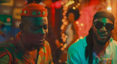 """Adekunle Gold shares music video for Flavour assisted """"Yoyo"""" track - The Native"""
