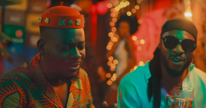 "Adekunle Gold shares music video for Flavour assisted ""Yoyo"" track - The Native"