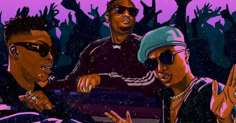 """DJ Tunez's new single, """"Turn Up"""" gives us the Wizkid, Reekado Banks feature we didn't know we needed - The Native"""