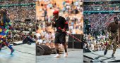 The Global Citizen Festival, South Africa - The Native