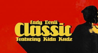 """Lady Donli features Kida Kudz for new single, """"Classic"""" - The Native"""
