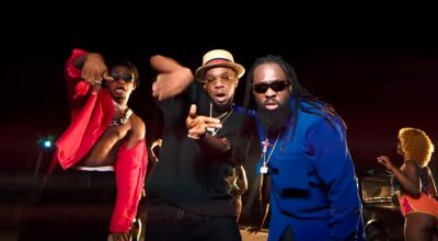"""Listen to Timaya's new single, """"Kom Kom"""" featuring King Perryy and Patoranking - The Native"""