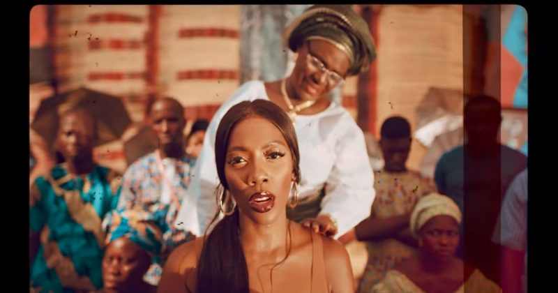 """Tiwa Savage reminds us of her gritty past in """"One"""" music video - The Native"""