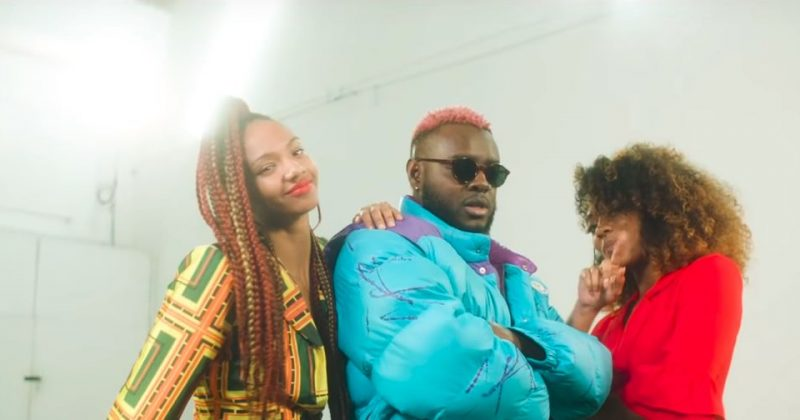 """Watch Yung L party with models in his """"Bam Bam"""" music video - The Native"""