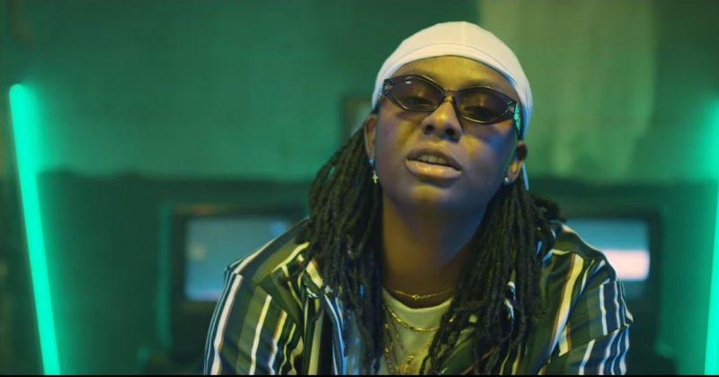 Hear Rolay Bondo's politically-charged new single, Kriminalz