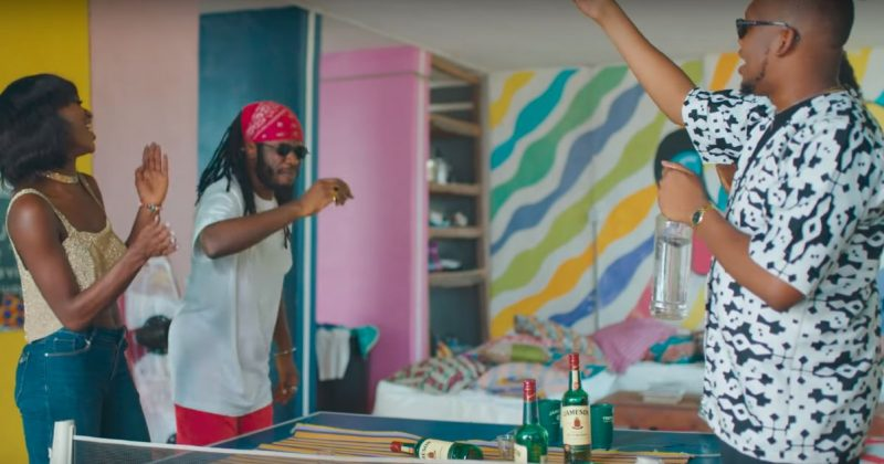 "BOJ and Ajebutter22 share romantic music video for ""Tungba"" - The Native"