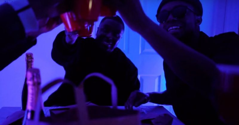 """Watch the music video for GBNGA and Gxnxsis' club ready new single, """"Cherry B"""" - The Native"""