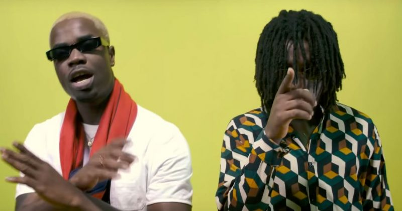 """See Kiddblack and Darkovibes in their music video for """"Snapchat"""" - The Native"""