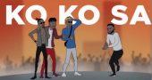 "Listen to ""Kokosa"" by Zlatan, Juls, Damibliz and Worlasi - The Native"