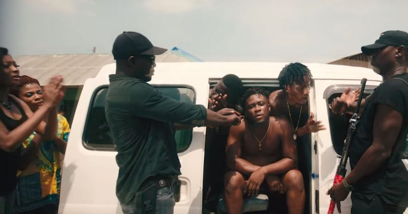 "Watch the music video for Burna Boy's ""Dangote"" - The Native"