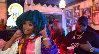 """Heavy-K and Moonchild Sanelly share the music video for """"Yebo Mama"""" - The Native"""
