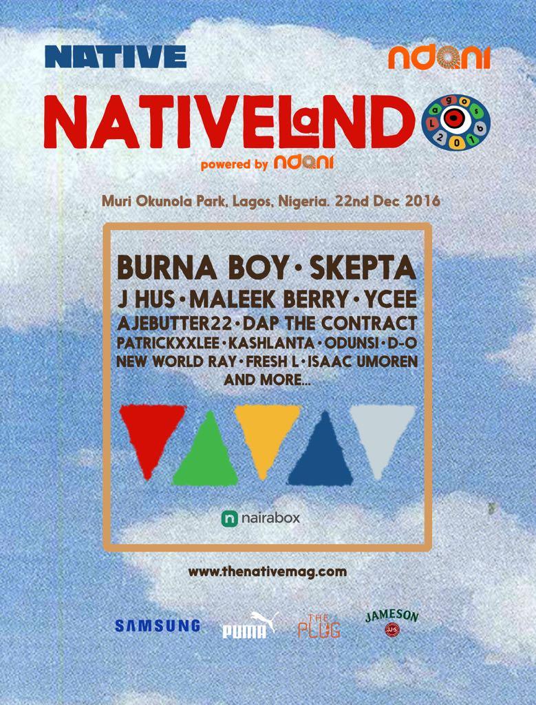 Nativeland music festival