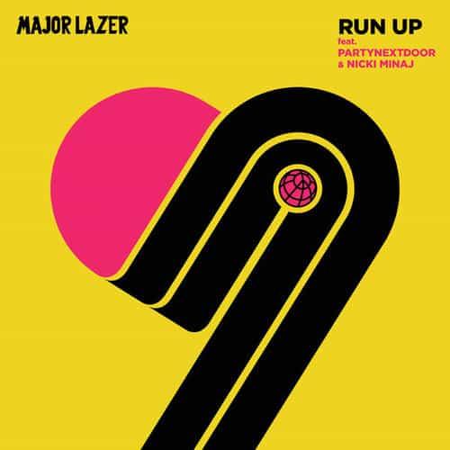"PARTYNEXTDOOR and Nicki Minaj link up on Major Lazer's ""Run Up"""