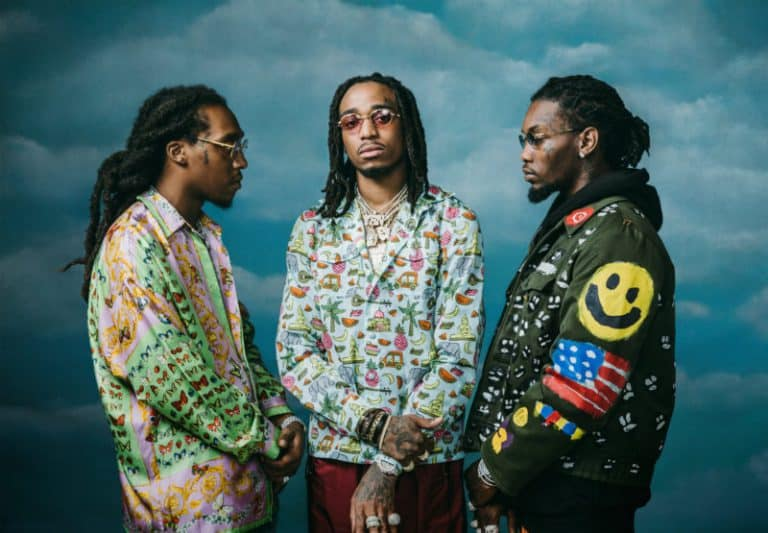 Migos Talk Culture and Performing in Lagos for Fader Interview