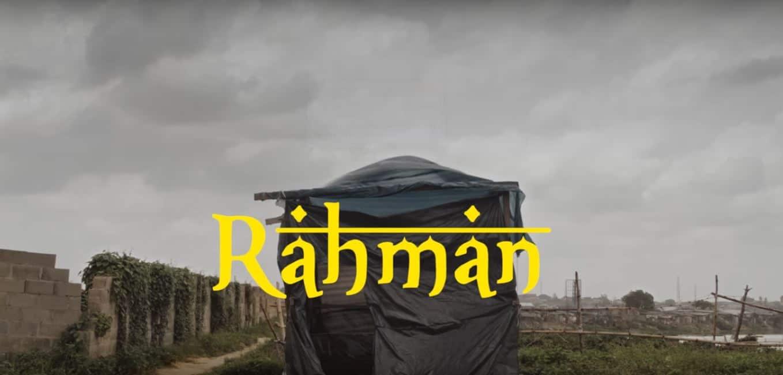 Seun Opabisi's Rahman gives you all the feels