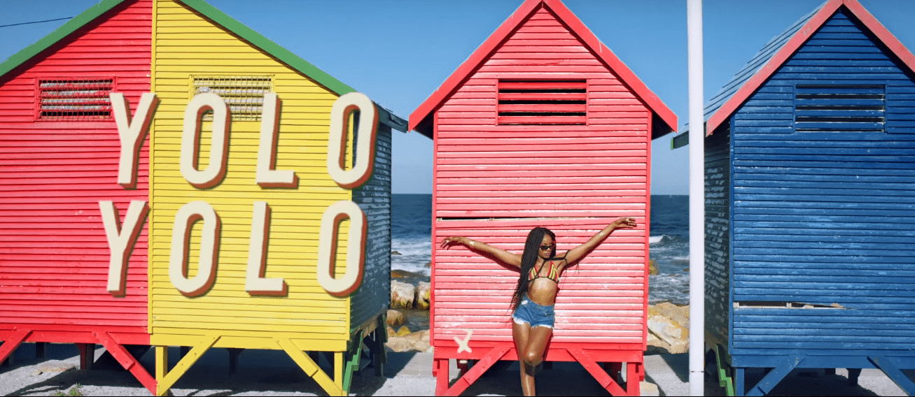 Seyi Shay's New Music Video for Yolo Yolo May Be Broken