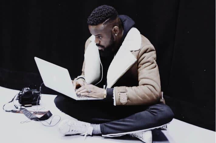 Seye Isikalu decodes black male intimacy in 'Monochrome'