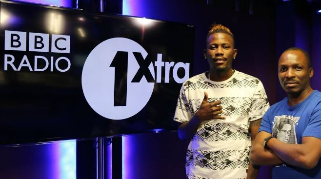 Watch YCEE's Chill Freestyle On Mr Eazi's 'Leg Over' for BBC Radio 1 Extra
