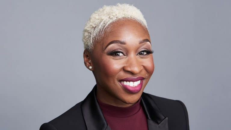 """Cynthia Erivo breaks into hollywood with """"Widows"""" and """"Bad Times at El Royale"""""""