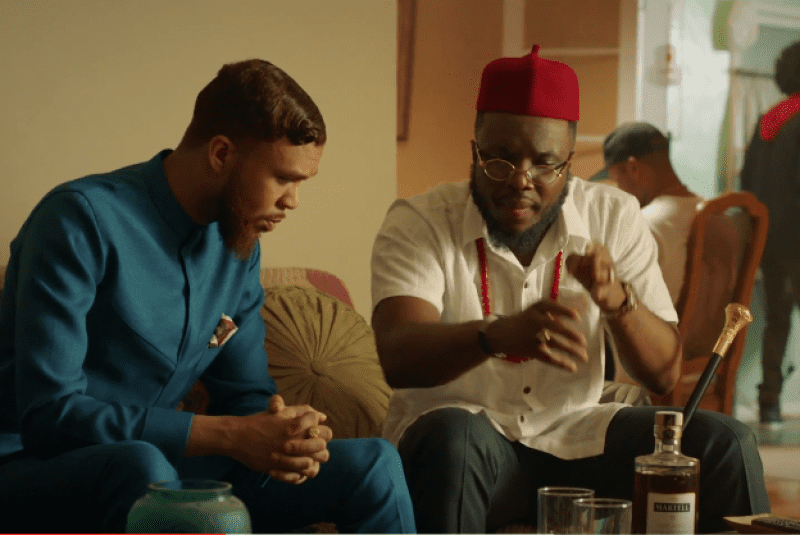 Watch Jidenna be broke but live fly in The Let Out video