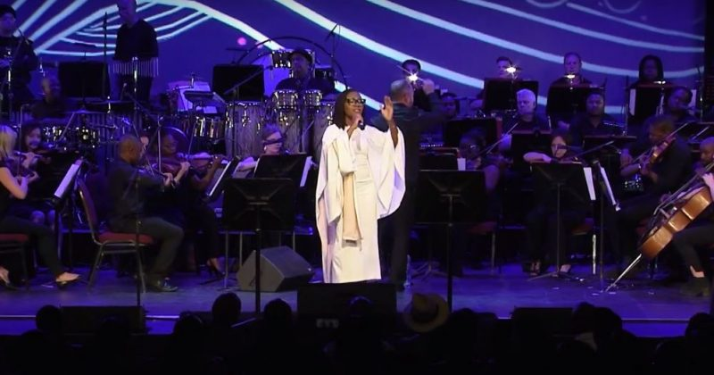 "Watch a Spell Binding Performance Of Asa's Survivor Anthem, ""Moving On"" - The Native"