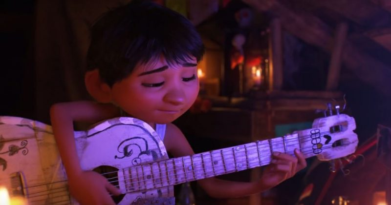 """Pixar unveils """"Coco"""", Its First Animated Coloured Lead - The Native"""