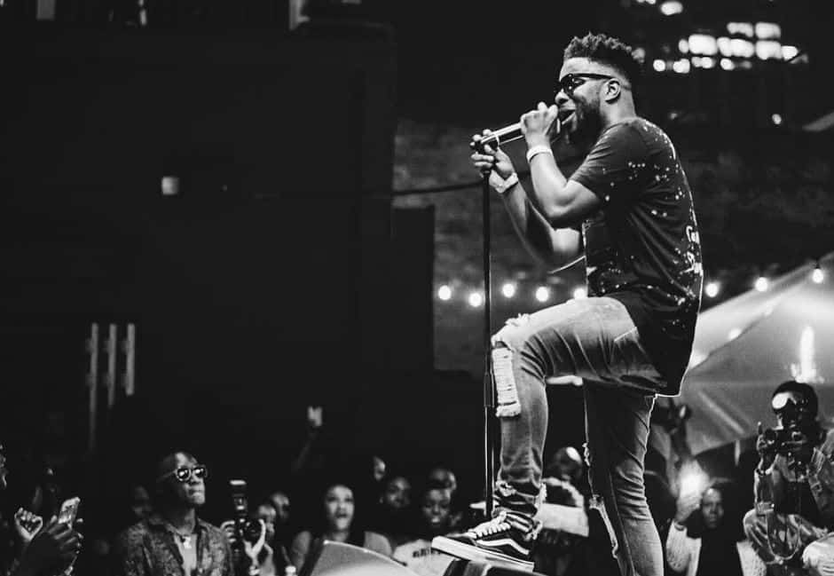See Views from SXSW 2017 as told by Maleek Berry, Mr Eazi, Ayo Jay and others