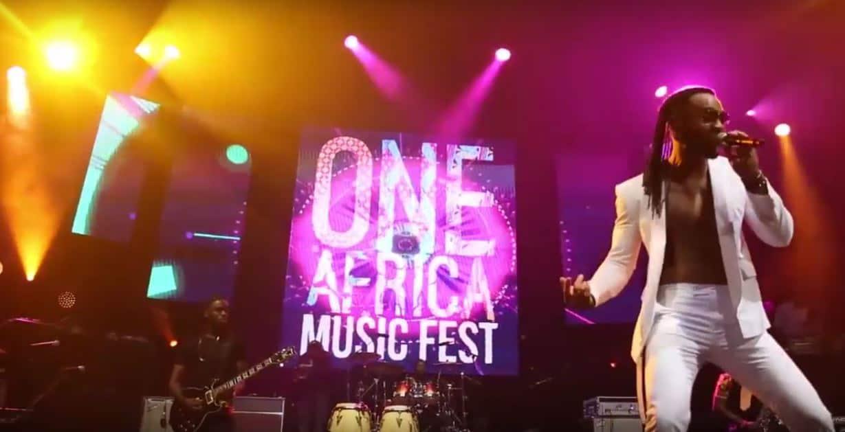 Olamide, Davido, Tekno to headline London leg of One Africa Music Fest