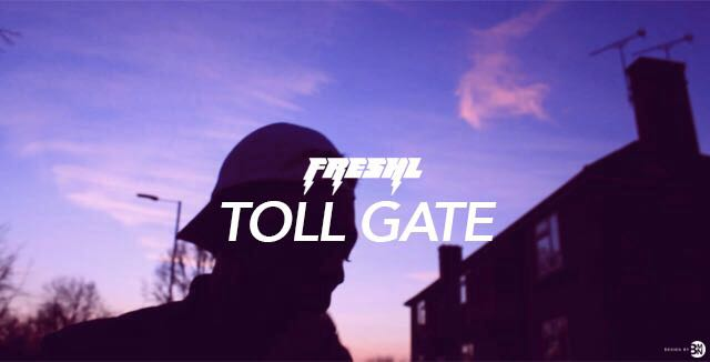 """Fresh L releases the visuals for """"Toll Gate"""", the first release from his 'No Service' Series"""