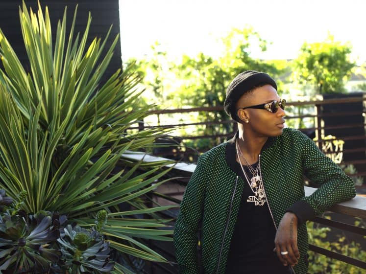 "Listen to ""Opoju"" and ""Ghetto Youth"", two new freestyles from Wizkid"