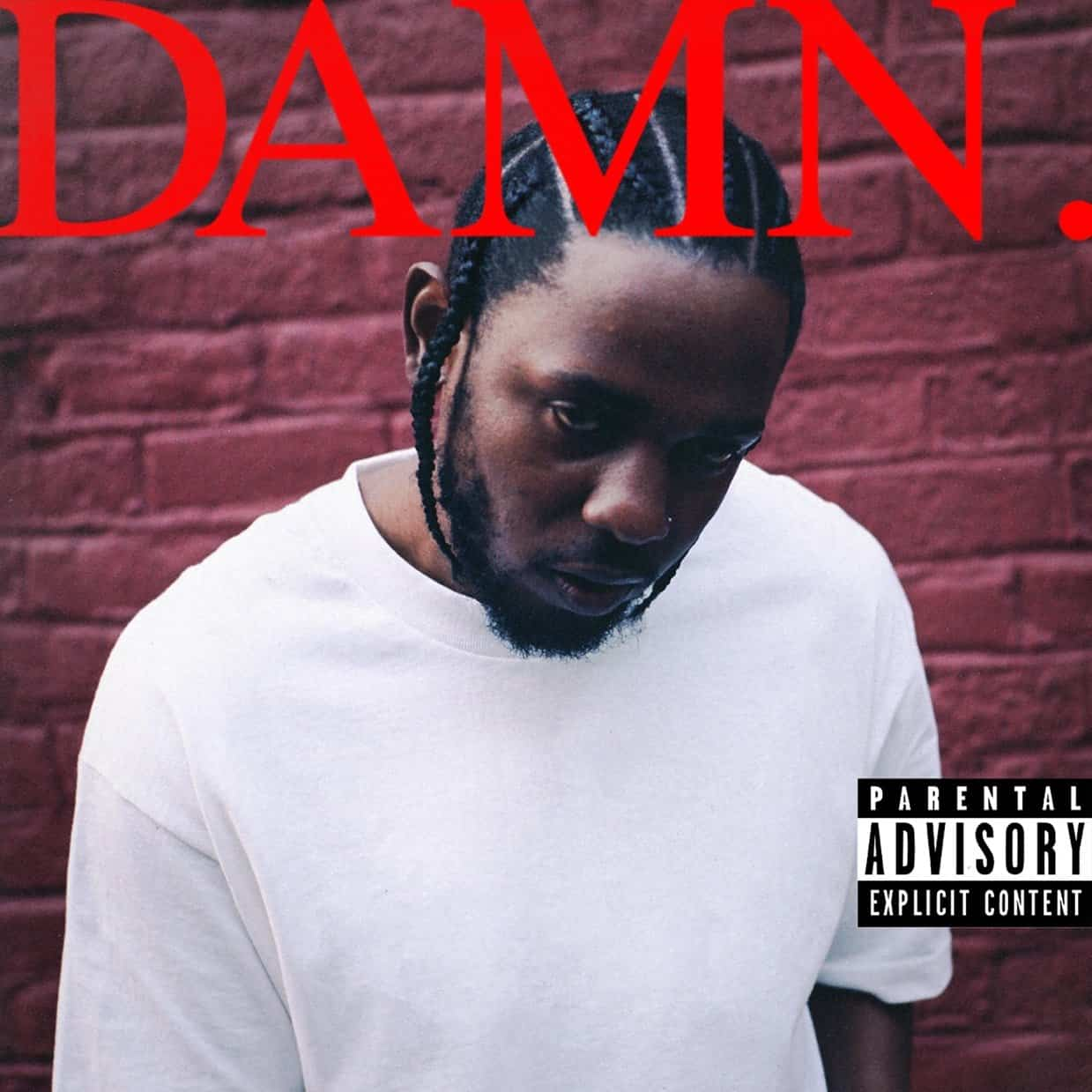 Kendrick Lamar reveals DAMN. album artwork and tracklist