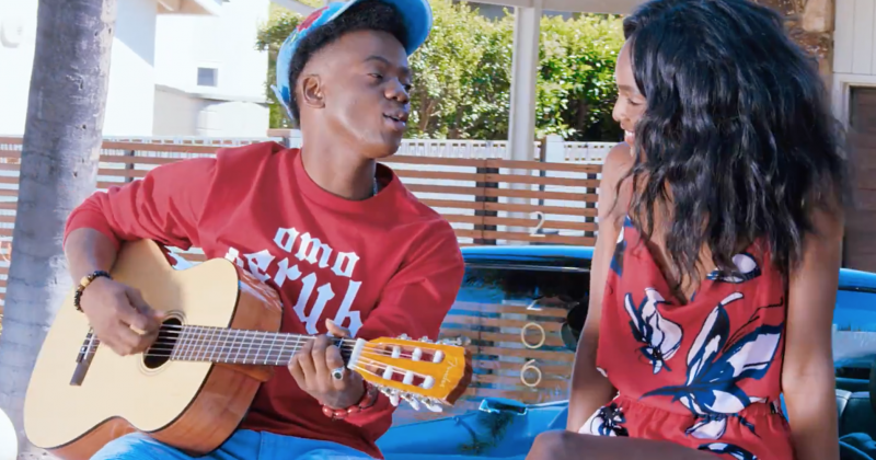 "An addition to your wedding playlist, Watch Korede Bello's new music video for ""Butterfly"""
