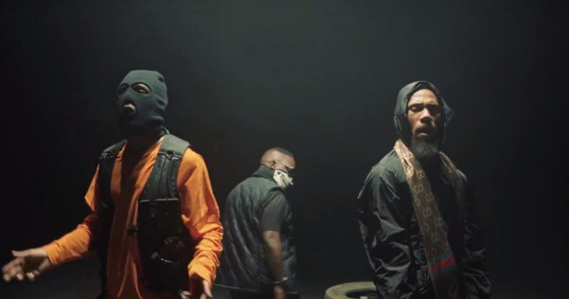 "Phyno Gangs Up With M.I And Burna Boy To Spit Fire On ""Link Up"" Video - The Native"