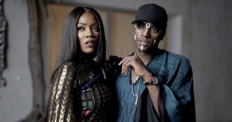 "Tiwa Savage Is That Shy Girl At Every House Party On Young Paris' Video, ""Best Of Me"" - The Native"