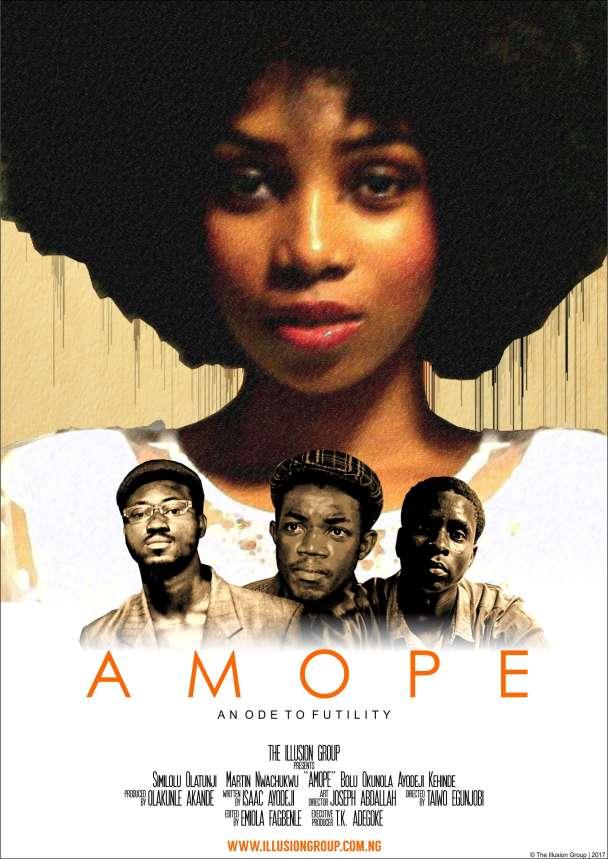 "AV Club: Taiwo Egunjobi's satire, ""Amope"" has quirks, But doesn't really fulfill"