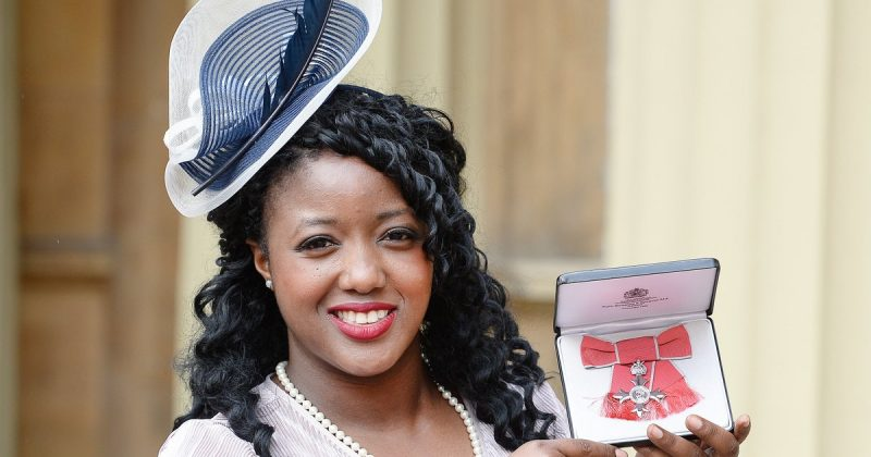A win for science is a win for us: Nigeria's Anne-Marie Imafidon becomes an MBE