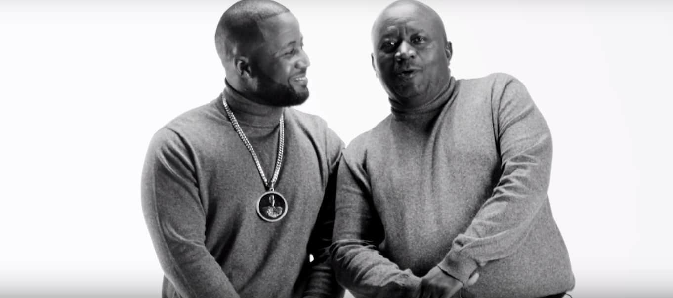 "Watch Cassper Nyovest's tribute to fatherhood on ""Superman"" featuring Tsepo Tshola"