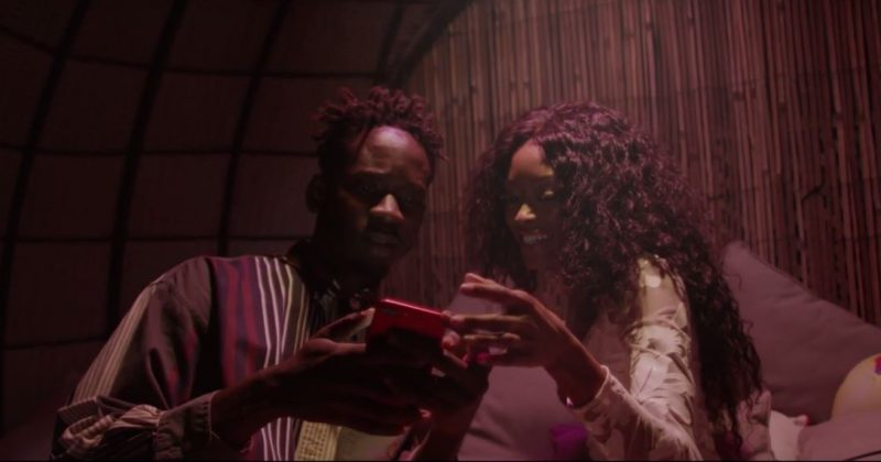 Watch Mr Eazi's 'Short Skirt' video with BkChatLDN cast - The Native