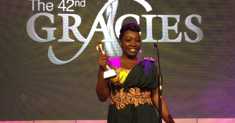 A Gracies Awards Win for Stephanie Busari, Broadcaster & Producer at CNN Nigeria - The Native