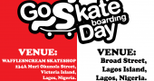 WAFFLESNCREAM present: Go Skate Day Lagos 2017 - The Native