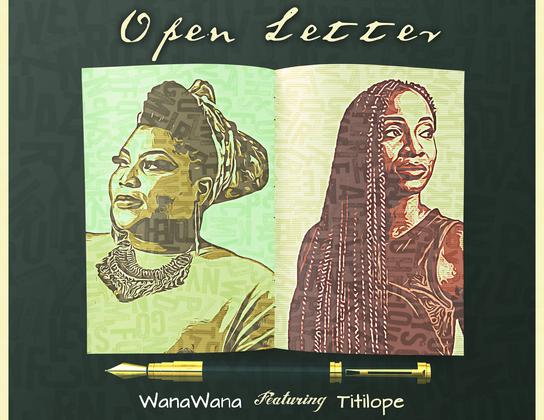 Wana Udobang, Open Letter, Titilope