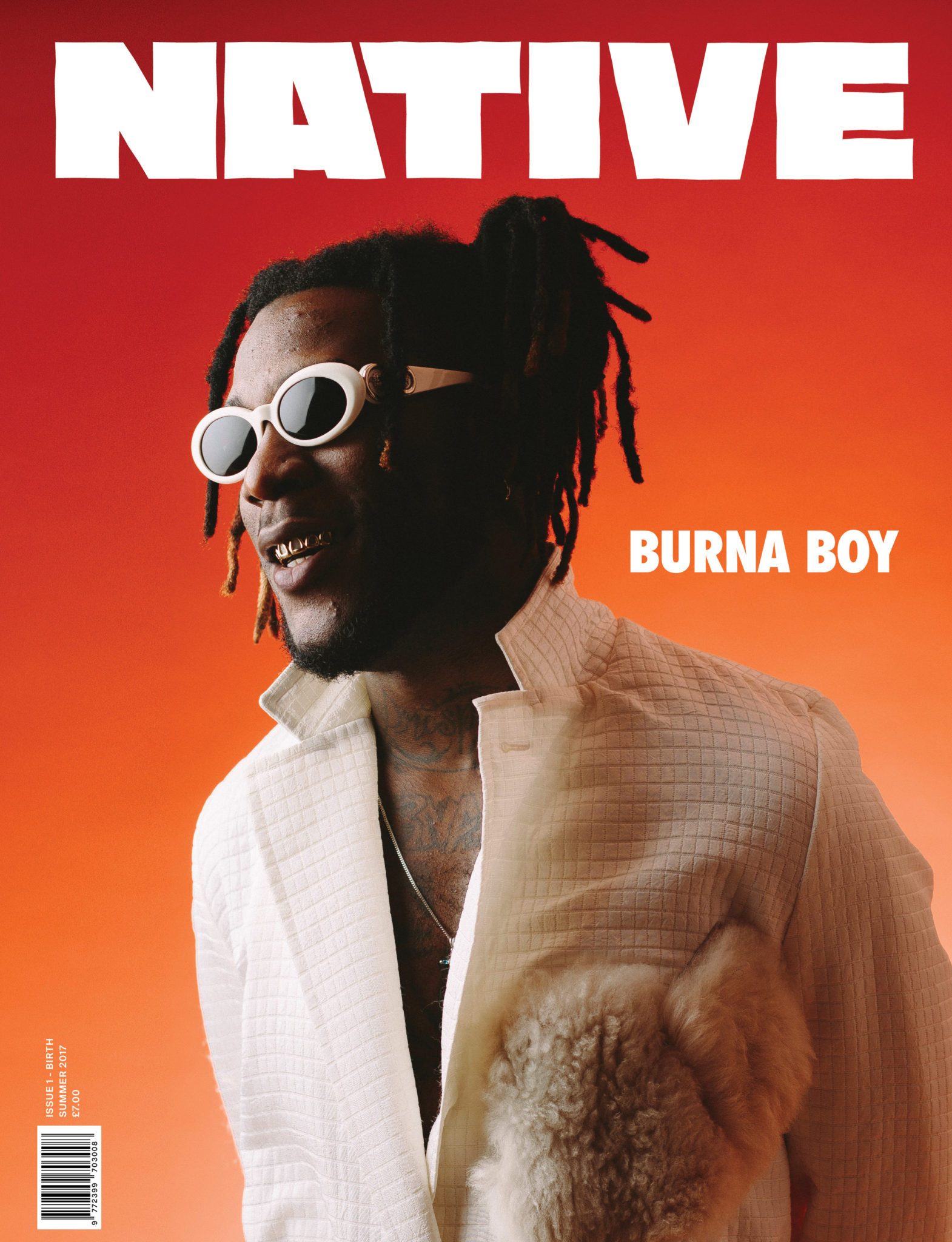 BURNA REBORN - The Native