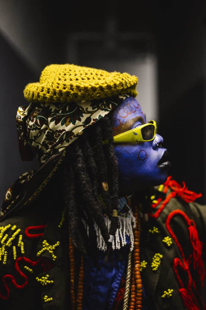 Jojo Abot's EP just dropped and it is unapologetically black